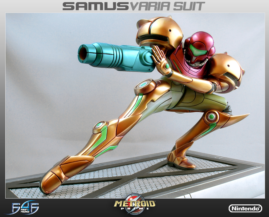 samus first4figures
