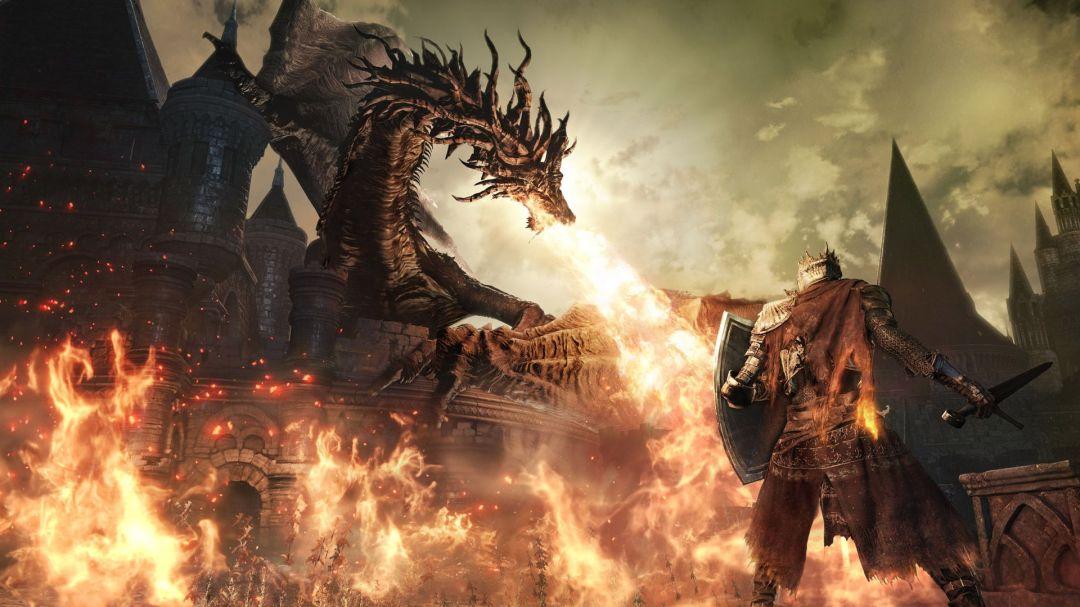 La série des Souls est un exemple d'adaptation, le jeu est parvenu à séduire autant les occidentaux que les japonais.