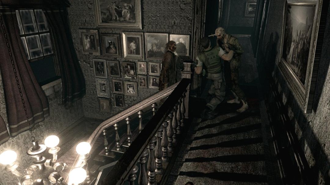 Resident Evil, meilleur exemple d'une série japonaise à gros budget connaissant un succès commercial impressionnant en Occident