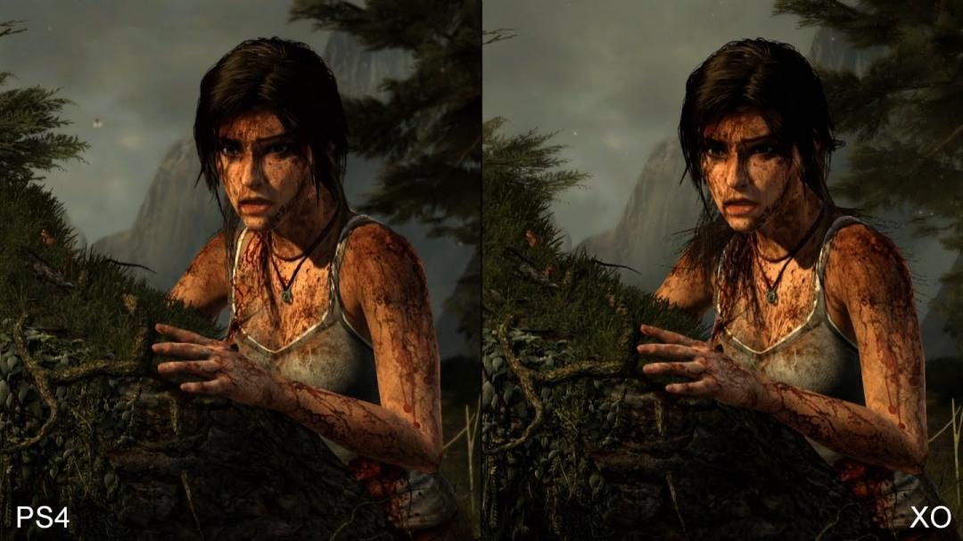 Quand Digital Foundry compare les 4 pixels qui diffèrent entre deux versions d'une remake HD. En tapant la phrase précédente j'ai eu envie de mettre des coups de poings dans l'écran