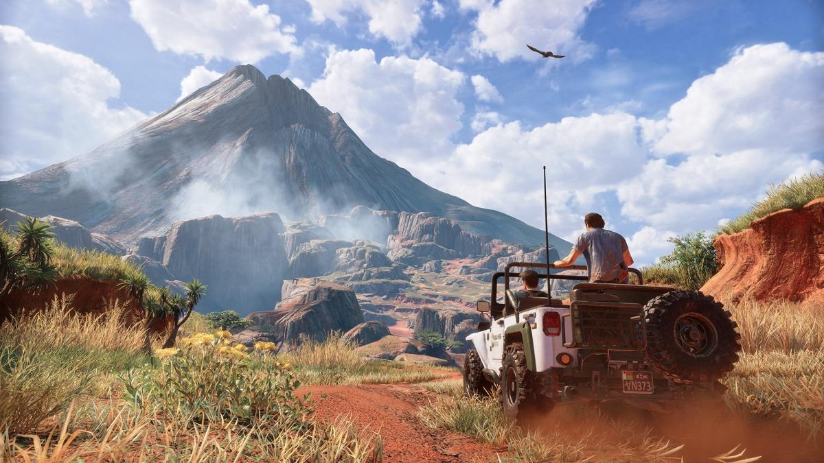 Ce que je sais sur Uncharted 4 ? Il est beau
