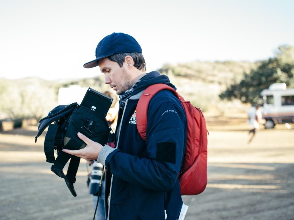 Christophe, le réalisateur de Sam Was Here