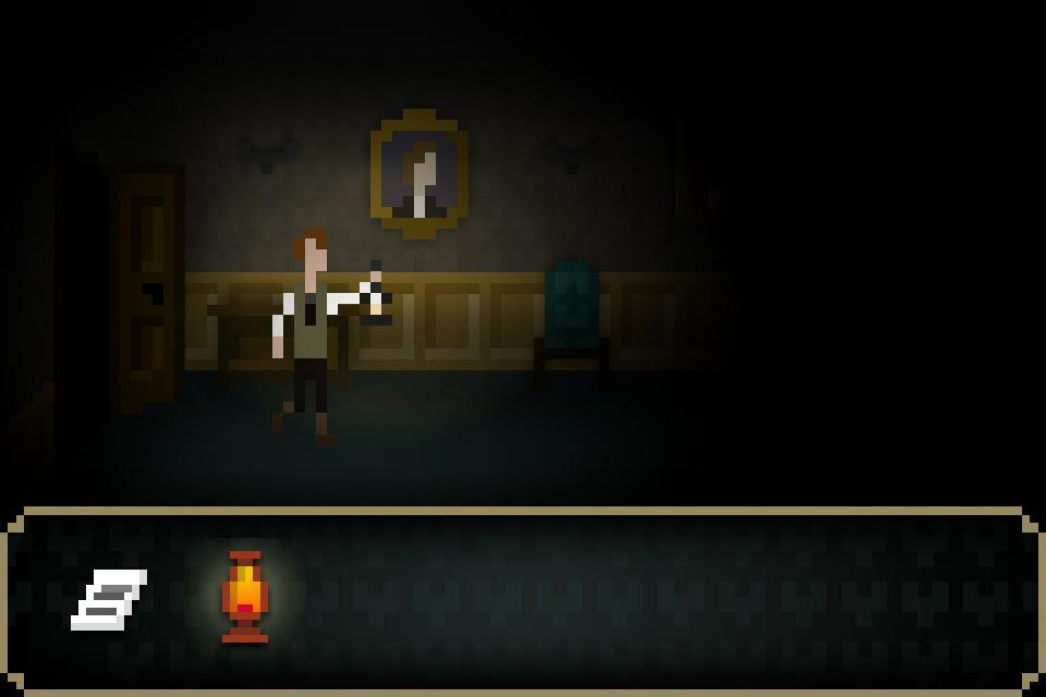 The Last Door est l'exemple parfait qu'un jeu hyper moche peut faire flipper grave grâce à un sound design et un ambiance/atmosphère unique.