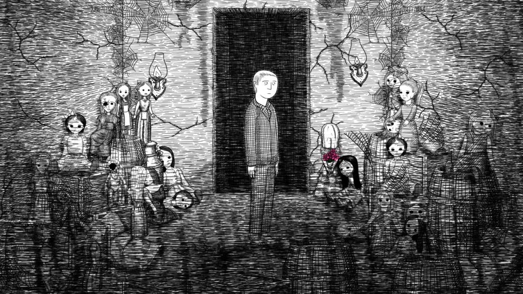 Neverending Nightmares une réussite. L'expérience est très éprouvante et les graphismes sont à tomber par terre.
